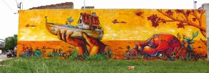 Mural Corral de Bustos