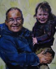 Retrato para la familia Alvarez