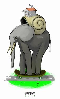 Elefante Skater