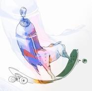 Perro Spray Longboard