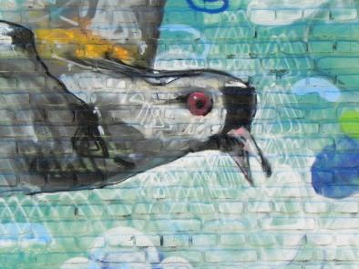 Detalle Tero - Mural Costanera El Lolo y PESK