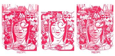 DESTILO #1 PESK - diseños