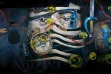 Detalle mural - Dicson Camote