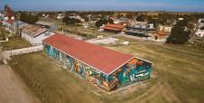 Primer mural en Corralito