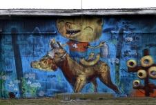 Fragmento personal - Mural Corralito