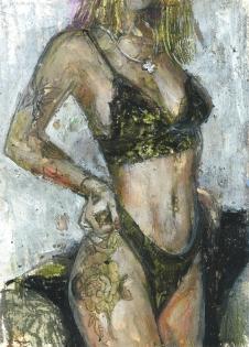 detalle - cordobesa - pintura - pastel oleo - 2109 - mixta -pesk (2)